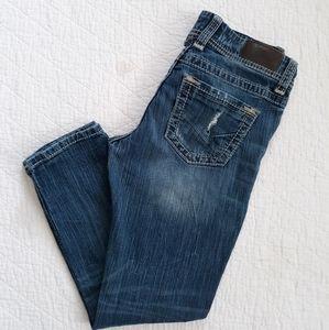 BKE Stella Crop Jeans Size 29